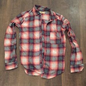 Never worn! Long sleeve shirt. Hollister Size XS.